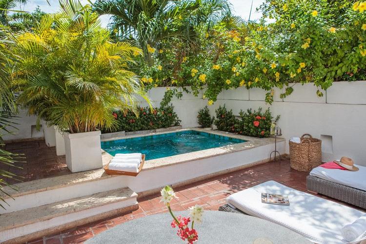 Casa san augustin authentic boutique hotel in cartagena for Authentic boutique hotel