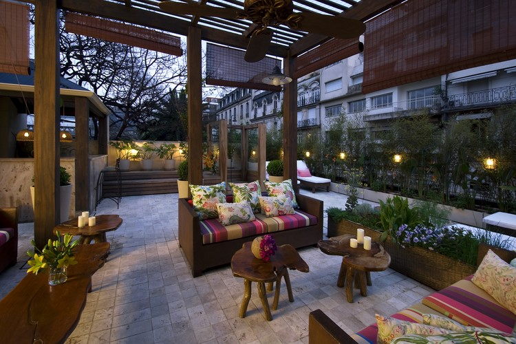 Hub porteno luxury boutique hotel recoleta district for Hotel luxury recoleta