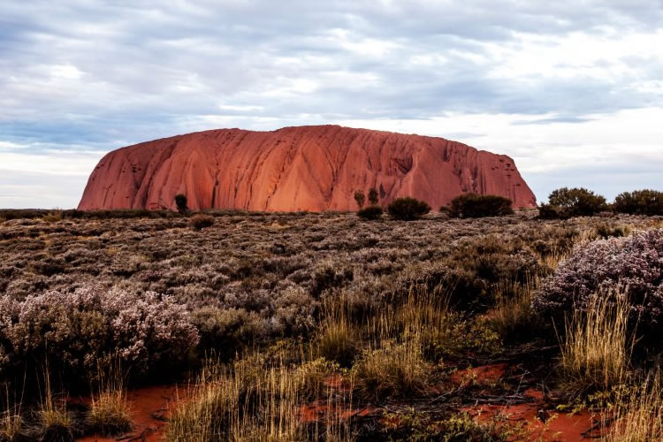Uluru Rock is a key location for honeymoon holidays. best Honeymoon destinations Australia